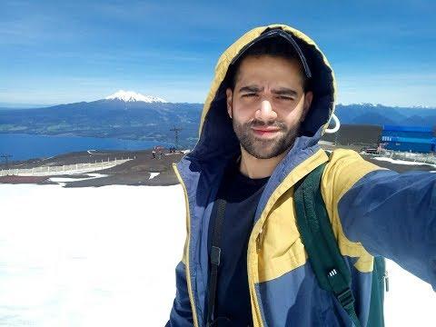 Lago de todos los santos - Petrohue - Volcan Osorno - Sur de Chile