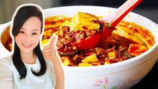 麻婆豆腐的家常做法【美食天堂】家常料理食譜 一學就會