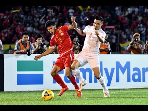 Myanmar vs Vietnam (AFF Suzuki Cup 2016: Group Stage)