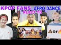 KPOP Fans React To #PetitAfroChallenge Afro Dance....