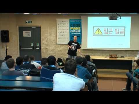 How to Destroy the Web Opera by Bruce Lawson - Codemotion Roma 2014
