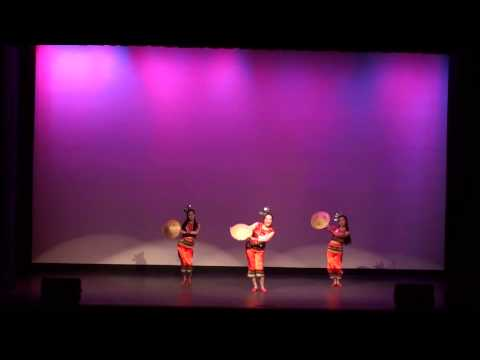 CIPPAT perform at Purdue Indian Students Association's  fund-raising event-2015