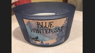 Bath And Body works & Scentsy Haul #kathleenlights #bluewintersky