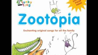 "Midnight Mouse Dancing (from ""Zootopia"" by Sally Stapleton)"
