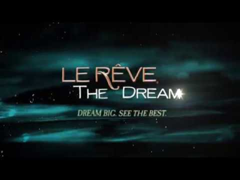 Le Rêve - The Dream at Wynn Las Vegas - Video