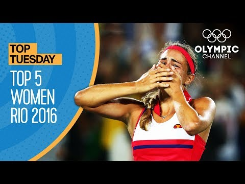 Top 5 women who made history at Rio 2016