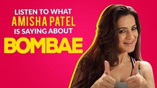 Love From Ameesha Patel | BOMBAE Web Series 2018 | Releasing 09 September
