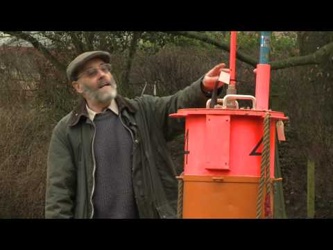 Melvyn Mason: Radio buoys and explosions at sea