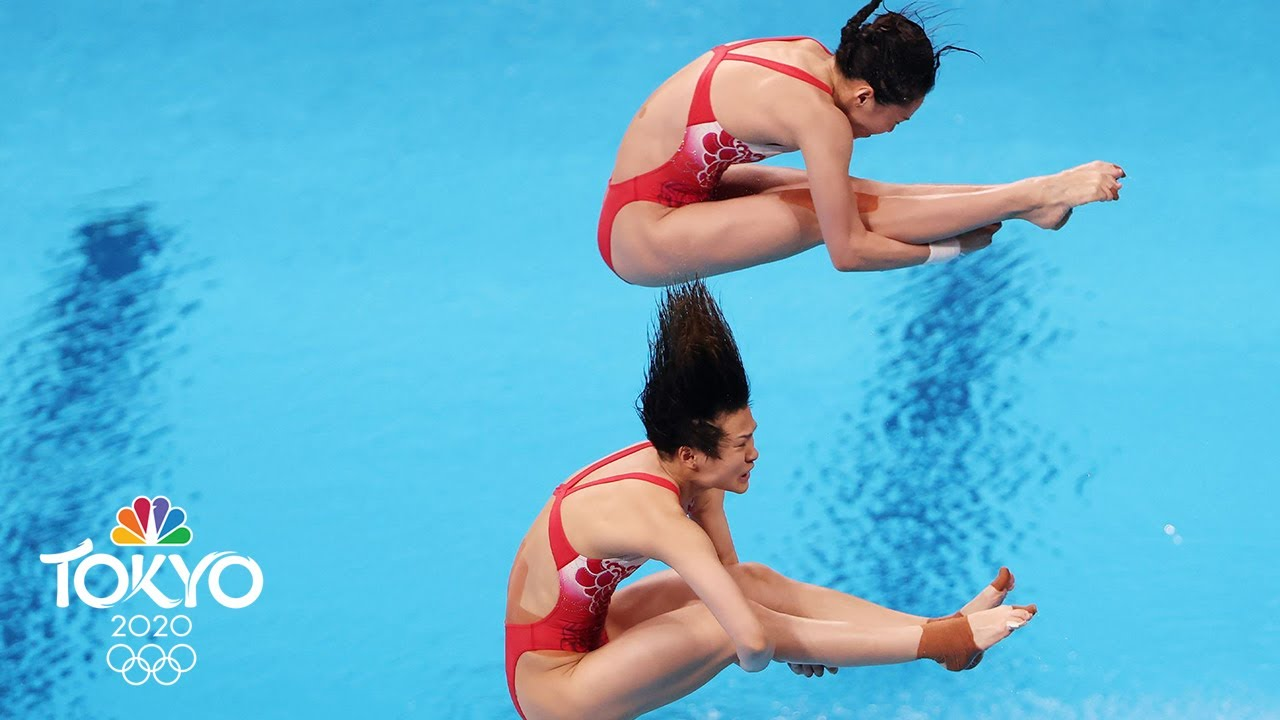 Olympics Latest: China takes top 2 spots in 3m prelims