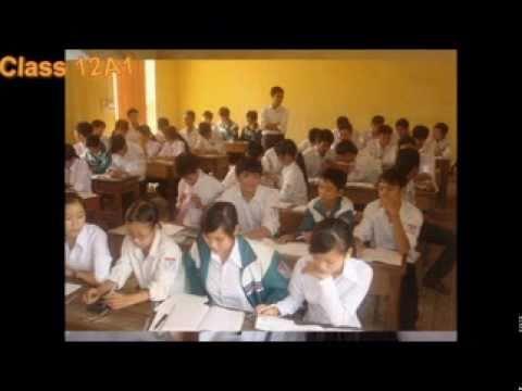 Lớp 12A1 THPT Kinh Môn II 07-10