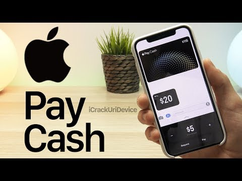 Apple Pay Cash iPhone X Demo - iOS 11.2 Beta 2! (HOW TO)