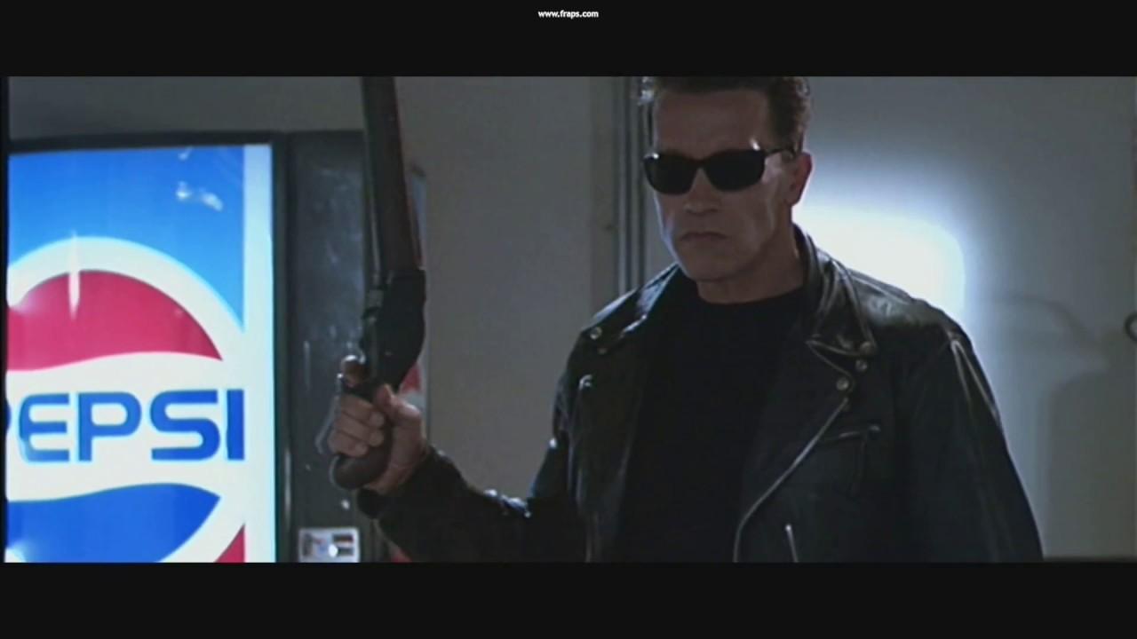 Guns N Roses Terminator 2 Video