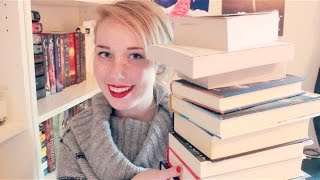 Top 15 books I Want to Read In 2015! Thumbnail