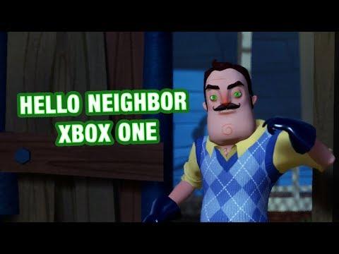 HELLO NEIGHBOR XBOX ONE | Hello Neighbor Act 2