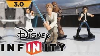 Disney Infinity 3.0 Every Star Wars Character & Play Set Analysed