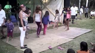 Girls Jigging Contest - Zach Ballantyne Memorial 2014
