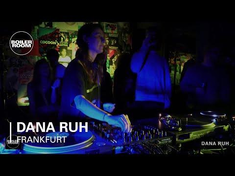 Electronic: Dana Ruh Boiler Room Frankfurt DJ Set