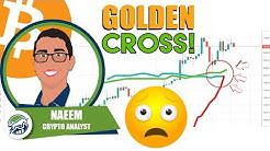 GOLDEN CROSS 😳 New BITCOIN Highs Soon?  - S&P500 Rebounds!