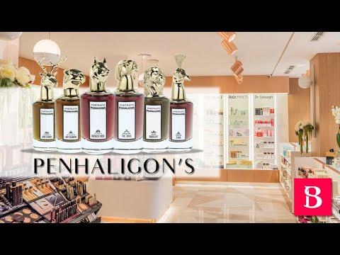 Penhaligon's Excentricidad Y Herencia Británica BeautyTheShop Review