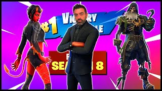 NEW Malice skin - This Fortnite Father is Fifty