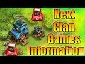 Next Clan Games Information | Book Of Hero & Book Of Fighting Is Coming?