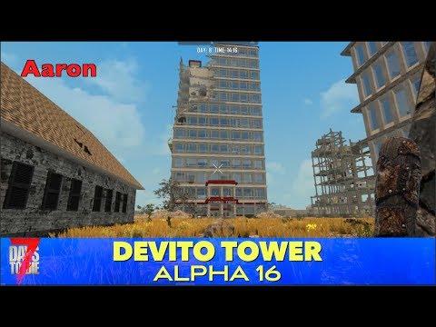 7D2D | (E186) Devito Tower