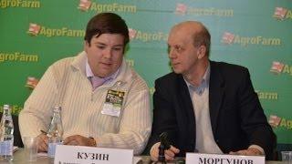 Моргунов Ю.П. ПЦР диагностика миксоматоза и ВГБК кроликов Выставка АгроФерма-2014