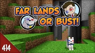 Minecraft Far Lands or Bust - #414 - Waterfall of Inspiration