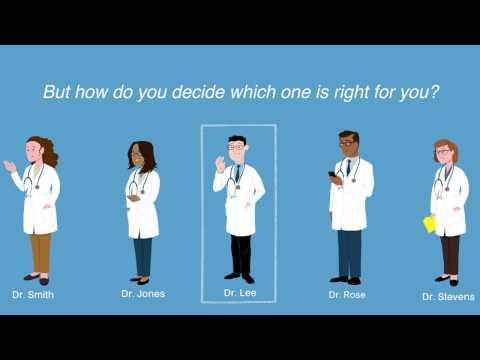 How Do You Decide On A Primary Care Doctor?