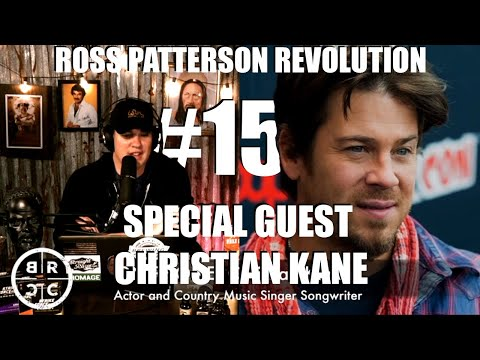Episode 155  Special Guest Christian Kane