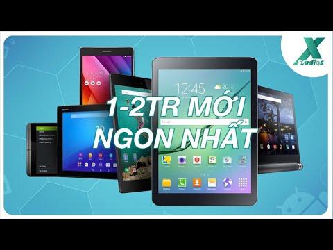 Tablet chơi game 1-2tr MỚI NGON NHẤT TẾT