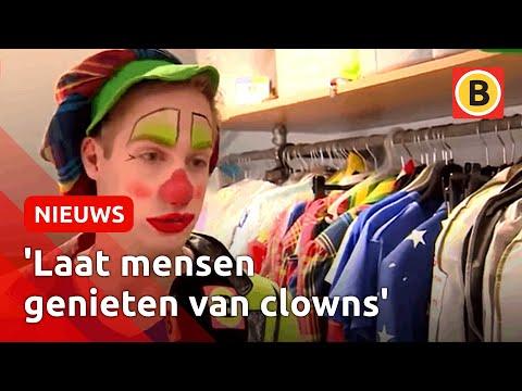 De leuke clowns in Brabant zijn de 'killerclown' beu