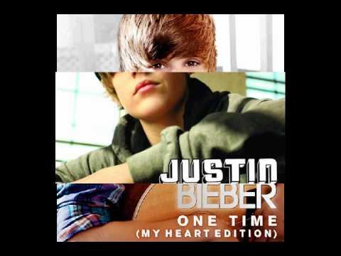 Justin Bieber-one Time (Dance Remix)