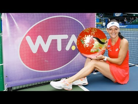 2015 Toray Pan Pacific Open WTA Best Moments