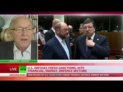 Economic Warfare Against Russia - Michel Chossudovsky