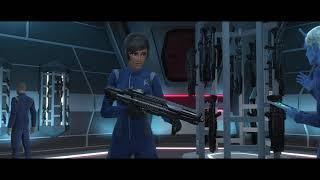 Star Trek Online — обновление Rise of Discovery