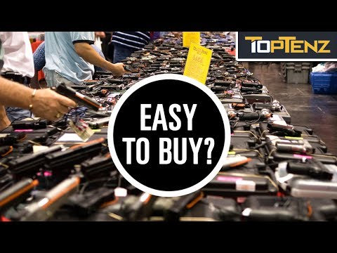 Top 10 MYTHS About GUNS