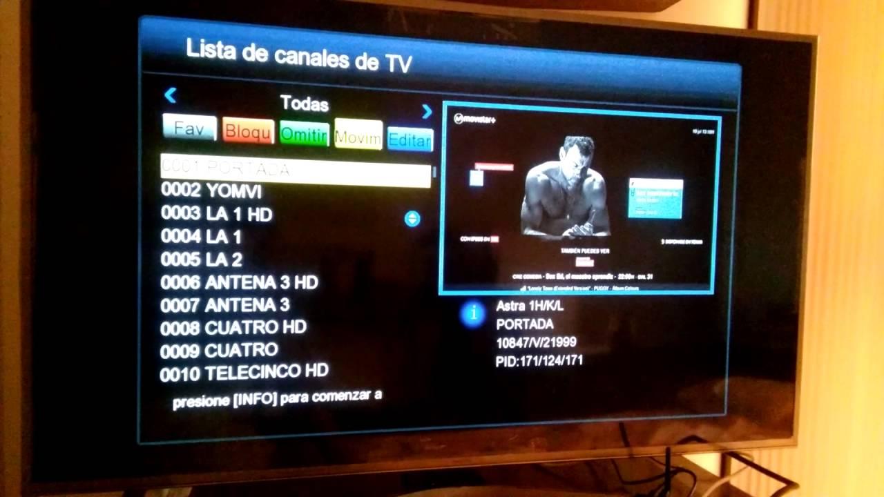firmware para actualizar lista de canales freesat v7hd