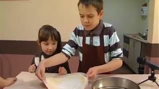 Флорентийский пирог - мастер-класс Романа Шевченко