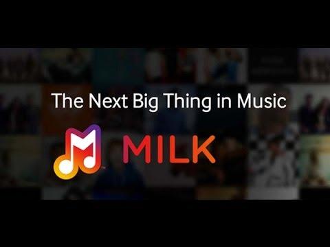 Samsung's Milk Music : Hands On