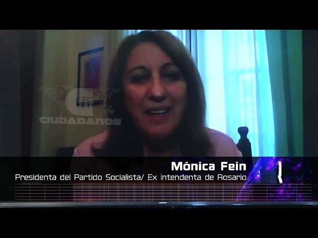 (Adelanto) Mónica Fein, presidenta del PS, sobre el futuro del Partido