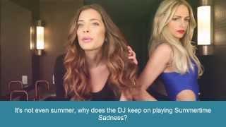 #SELFIE - The Chainsmokers - Lyrics
