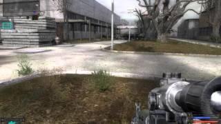 видео S.T.A.L.K.E.R. Тень Чернобыля.Янтарь.Круглов.