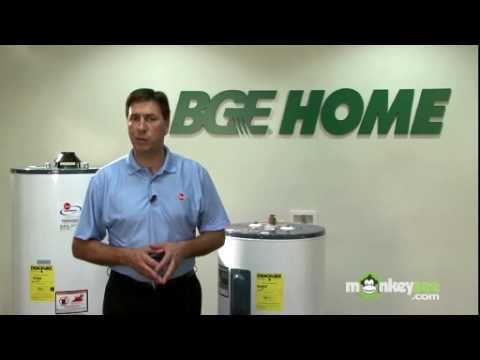 Electric Water Heater Routine Maintenance