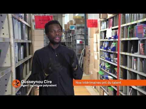 Ousseynou Cire, Agent logistique polyvalent