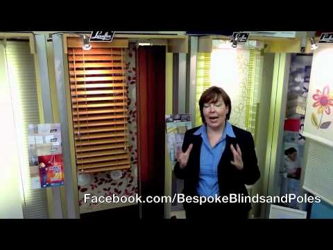 Bespoke Blinds and Poles, Sheffield - Three main types of blinds