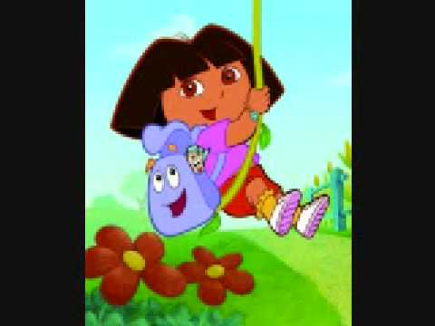 5f4ffd8390f Dora - Backpack song - YouTube
