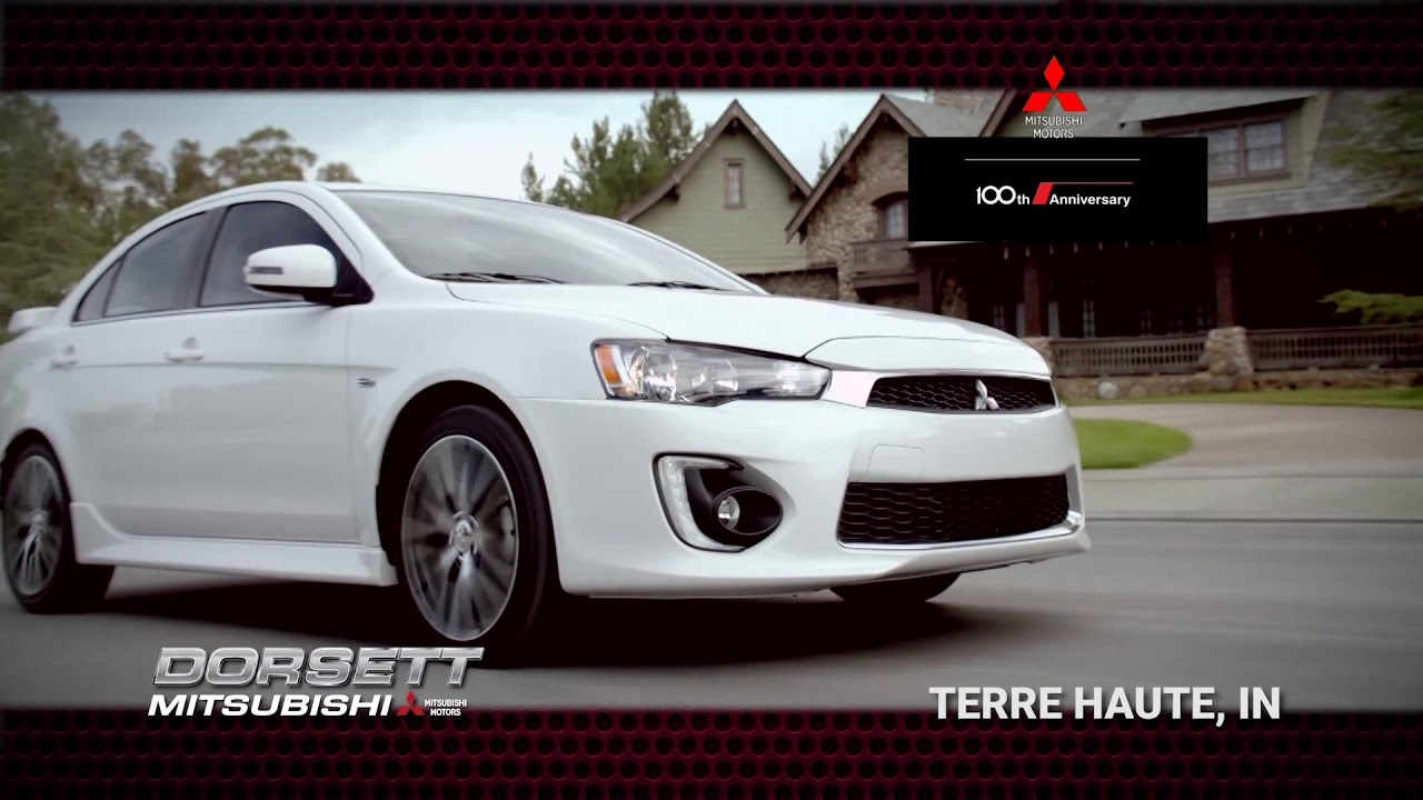 Dorsett Terre Haute >> Dorsett Mitsubishi Your Terre Haute Dealer Youtube