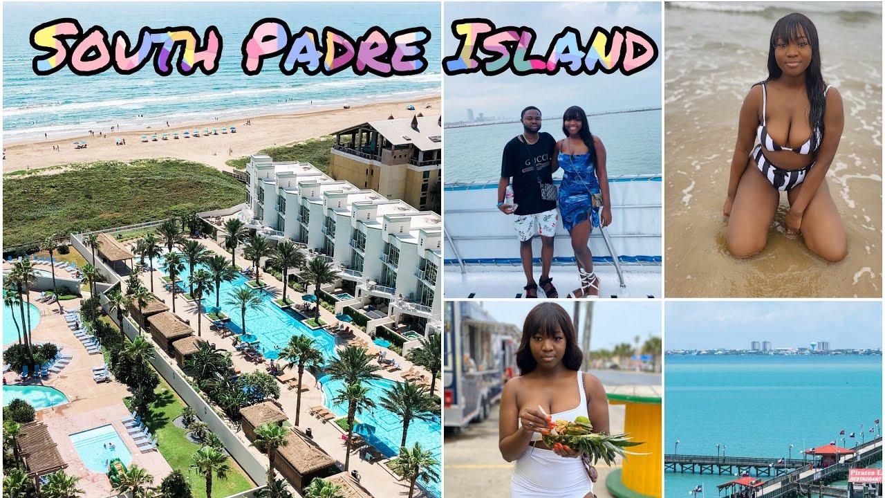 Mini Travel VLOG W/ Bae ||South Padre island, TX
