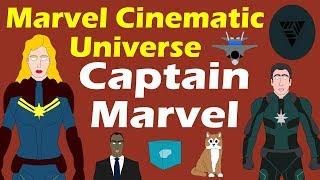 Marvel Cinematic Universe: Captain Marvel (Spoilers)